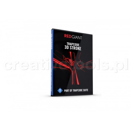 Red Giant Software Trapcode 3D Stroke