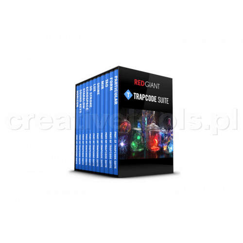 Red Giant Software Trapcode Suite