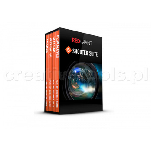 Red Giant Software Shooter Suite 13