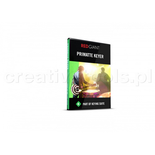 Red Giant Software Primatte Keyer
