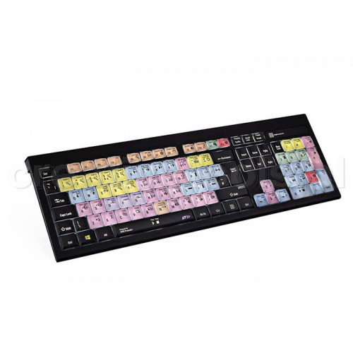 LogicKeyboard Avid Pro Tools Astra BL engl PC/Slim