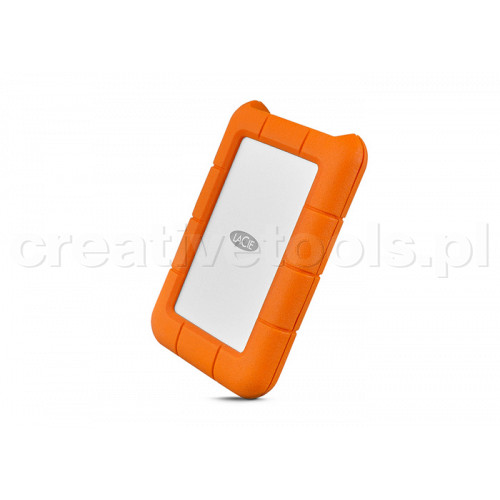 LaCie Rugged USB-C Mobile Drive 2TB (STFR2000800)