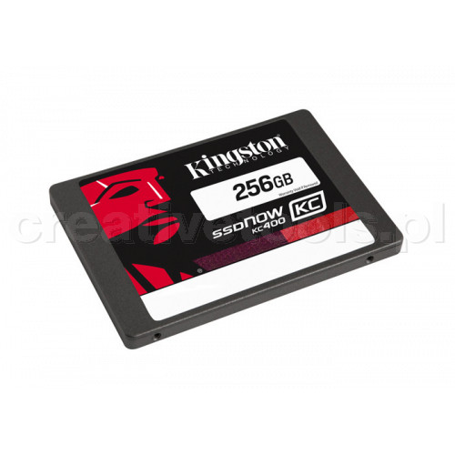 Kingston KC400 256GB SSDnow