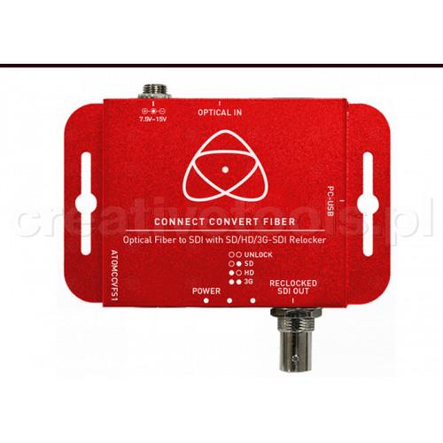Atomos Connect Convert Fiber do SDI