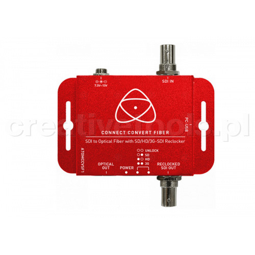Atomos Connect Convert Fiber SDI do Fiber