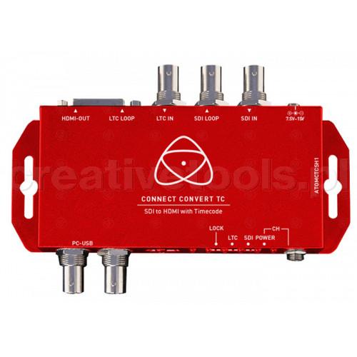 Atomos Connect Convert TC SDI do HDMI
