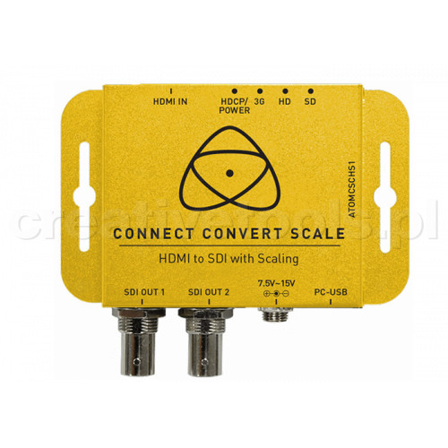 Atomos Connect Convert Scale HDMI do SDI