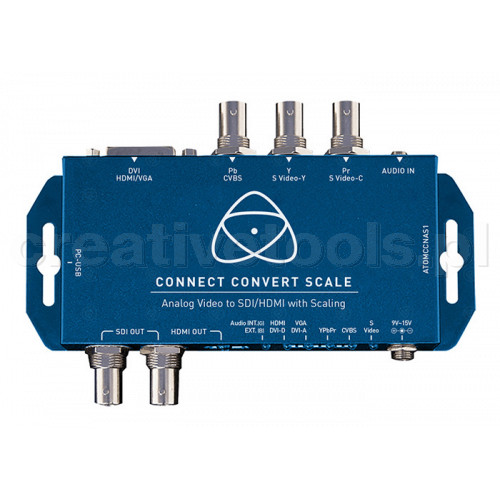 Atomos Connect Convert Scale Analog do SDI/HDMI