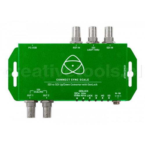Atomos Connect Sync Scale SDI do SDI