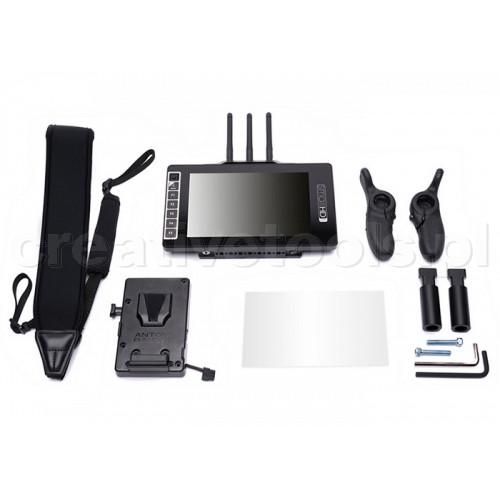 SmallHD 703 Ultra-Bright Bolt V-Mount Directors Kit