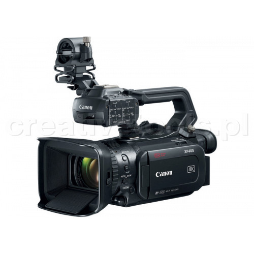 Canon XF405 4K camcorder