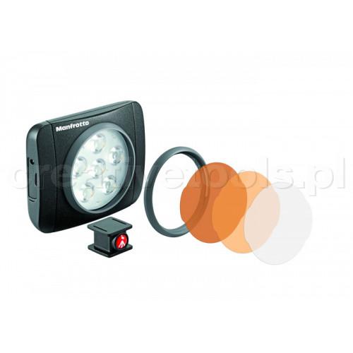 Manfrotto Lampa LUMIMUSE 6 Led (MLUMIEART-BK)