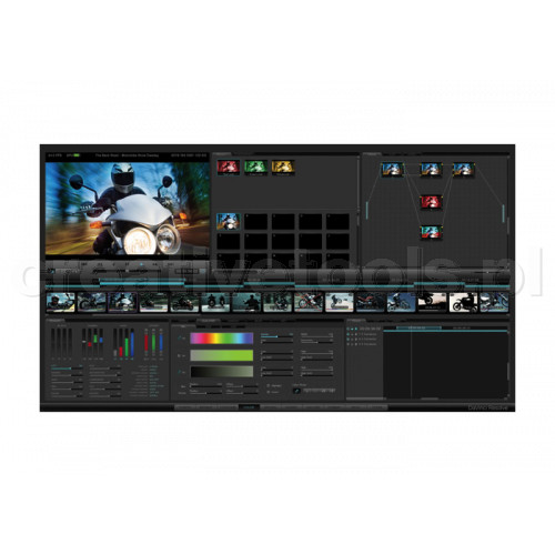 Blackmagic Design DaVinci Resolve Studio (klucz USB)