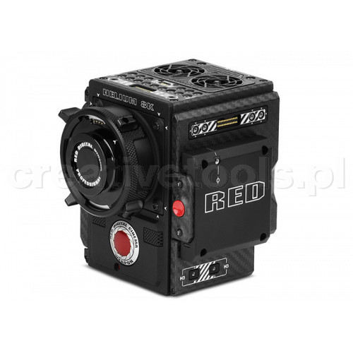 RED DSMC2 Helium 8K S35 (710-0304) Upgrade z Epic/Scarlet Dragon/Mysterium-X oraz RED One