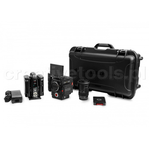 RED DSMC2 DRAGON-X 5K Camera Kit (710-0318)
