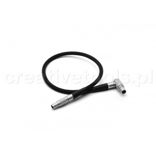 "RED LCD/EVF CABLE (RIGHT-TO-STRIGHT) 18"" (790-0153)"