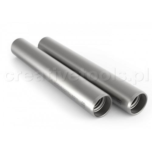 8SINN rurki aluminiowe (2szt.), 10cm
