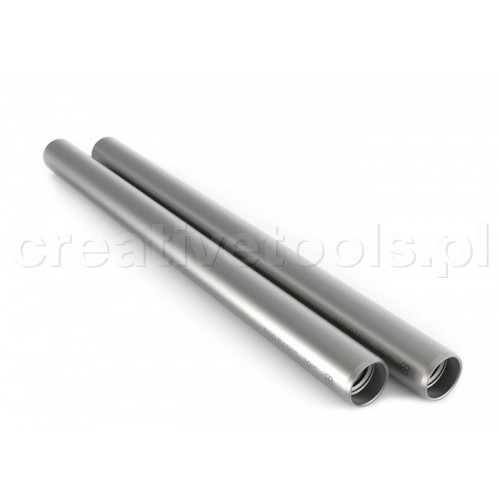 8SINN rurki aluminiowe (2szt.), 25cm