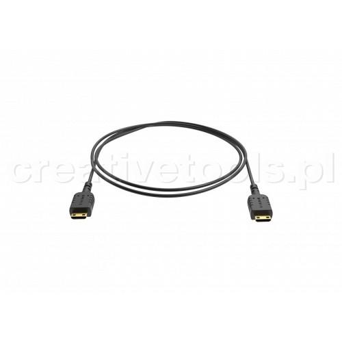8Sinn  eXtraThin Mini HDMI - Mini HDMI Cable 80cm