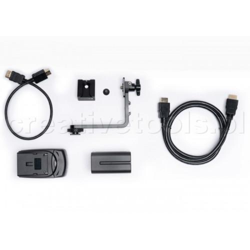 SmallHD Focus 7 Blackmagic Pocket Cinema Camera 4k Pack