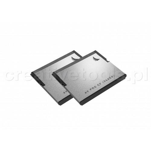 Angelbird CFast 2.0 AVpro CF 512GB 2er Pack