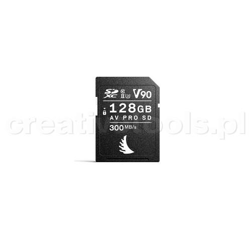 Angelbird SD Card AV PRO UHS-II 128 GB V90