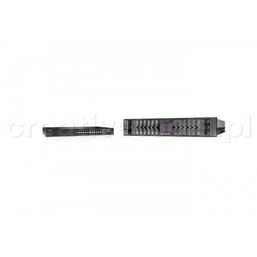 Avid NEXIS PRO 40TB Engine z Dell N2024 Switch