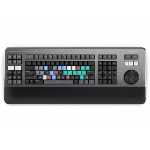 Blackmagic Design DaVinci Resolve Editor Keyboard