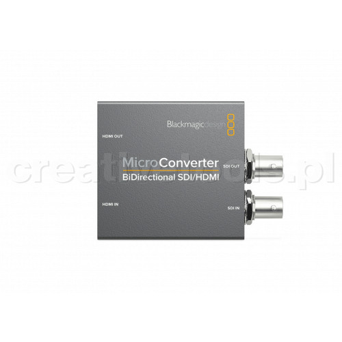 Blackmagic Design Micro Converter BiDirect SDI/HDMI with PSU