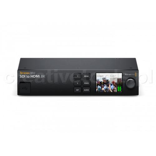 Blackmagic Design Teranex Mini SDI do HDMI 8K HDR