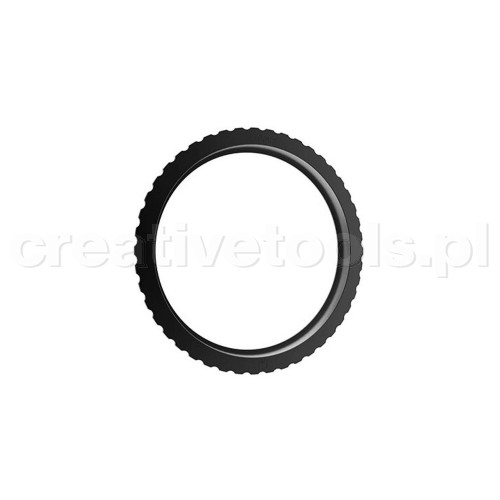 Bright Tangerine 114 mm - 110mm Threaded Adaptor Ring
