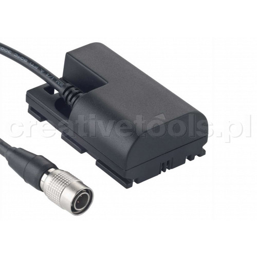 Bebob 7.2V Coco Adapter Kabel do Canon 60D/5DII/III/7D