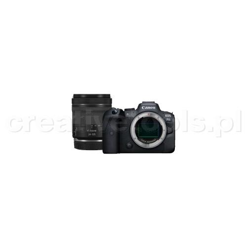 Canon EOS R6 + ob. 24-105 mm
