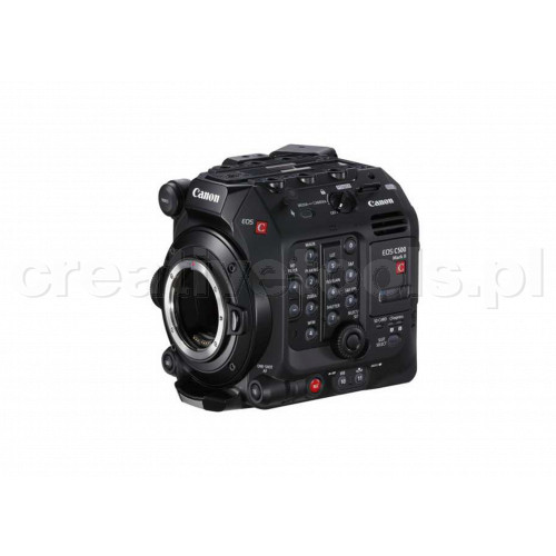 Canon Cinema EOS C500 MKII CFexpress Kit