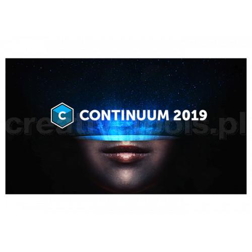 Boris FX Continuum 2019 Avid upgrade od v. 1-10