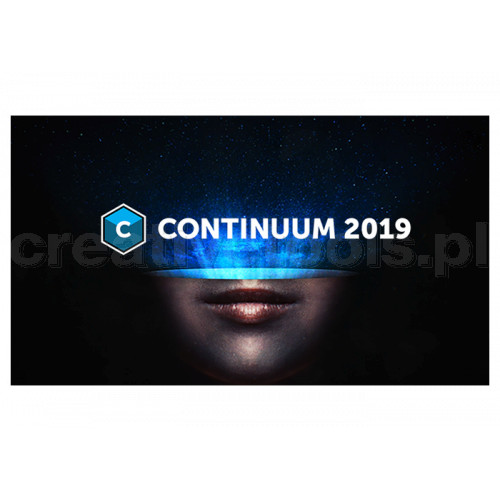 Boris FX Continuum 2019 Avid/Adobe/Apple/OFX upgrade z v. 1-10