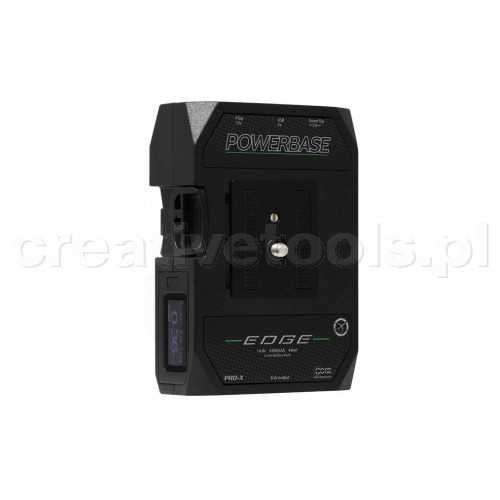 CoreSWX PowerBase EDGE Small Form Cine V-Mount Battery, 14.8v - Battery Pack Only