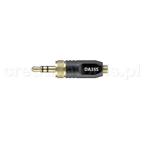 Deity DA35S (Sony) Microdot Adapter for W.Lav series Black