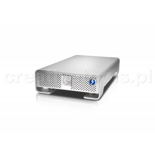 G-Technology G-DRIVE 14TB 7200RPM Thunderbolt 3 & USB3.1 G1 Silver EMEA 5Yr (0G10428-1)
