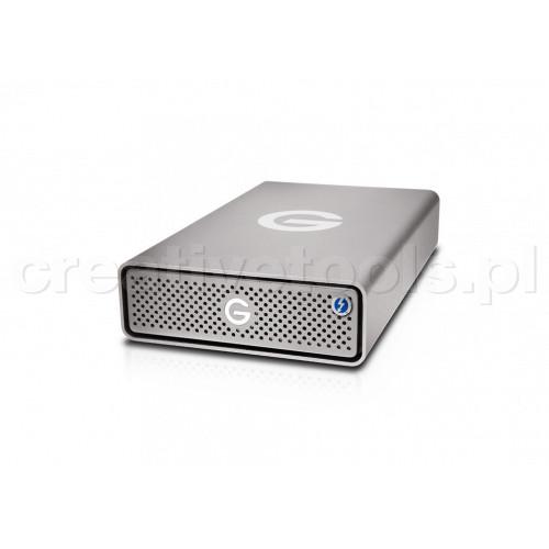G-Technology G-DRIVE Pro Thunderbolt 3 SSD 7680GB Gray EMEA (0G10291)