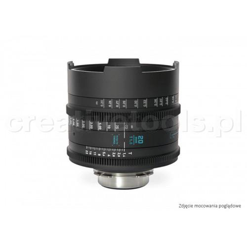 GECKO-CAM Genesis G35 20mm T1.8 F / metric
