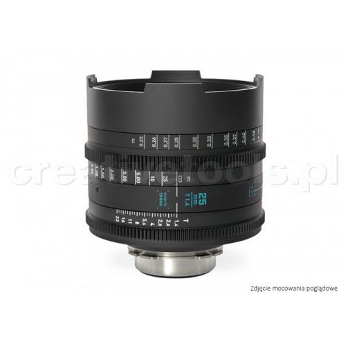 GECKO-CAM Genesis G35 25mm T1.4 EF / metric