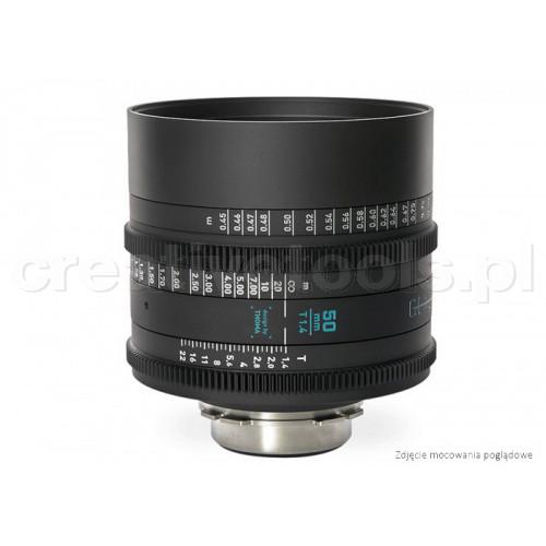 GECKO-CAM Genesis G35 50mm T1.4 E / metric