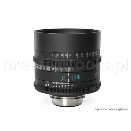 GECKO-CAM Genesis G35 85mm T1.4 E / metric
