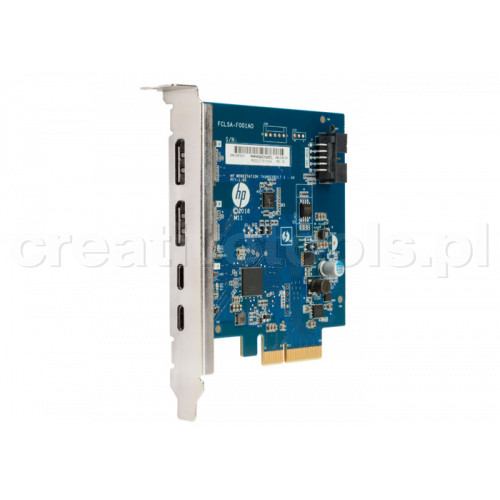 HP Dual Port Thunderbolt 3 PCIe