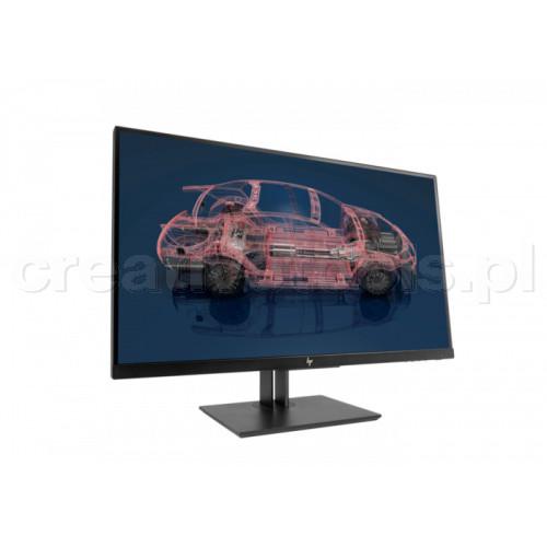 "HP Z27n G2 monitor LCD 27"""