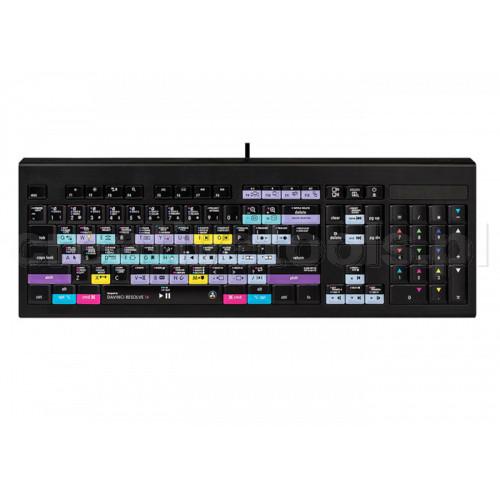 LogicKeyboard Davinci Resolve 14 Astra BL UK. (Mac)