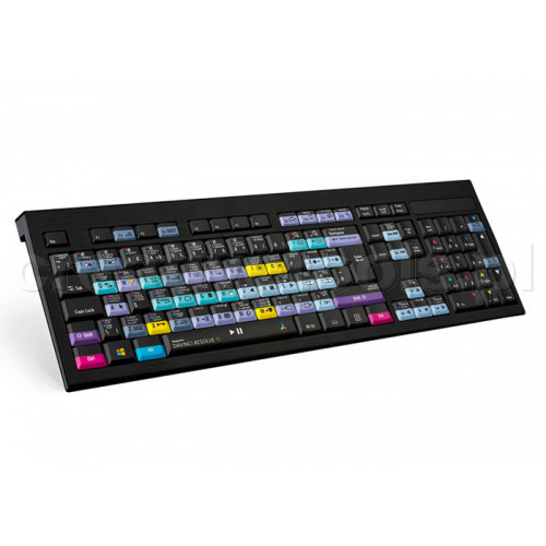 LogicKeyboard BMD Davinci Resolve 15/16 Astra BL UK. (PC)