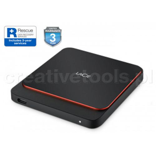 LaCie Portable SSD 500GB (STHK500800)