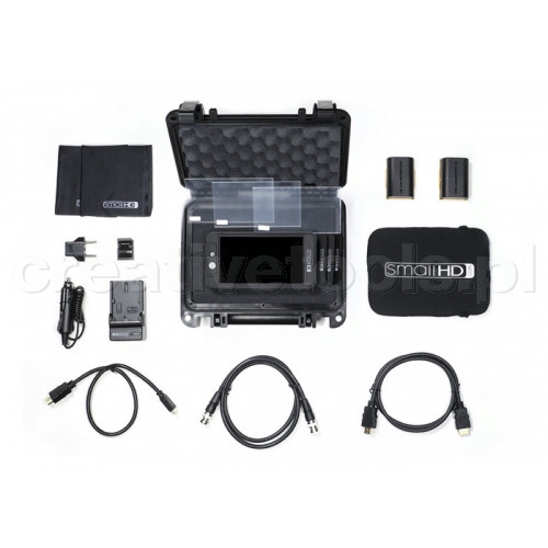 SmallHD 502 Bright HDMI/SDI On-Camera Monitor Kit